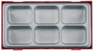 Teng TT04 Storage Tray - 6 Compartments